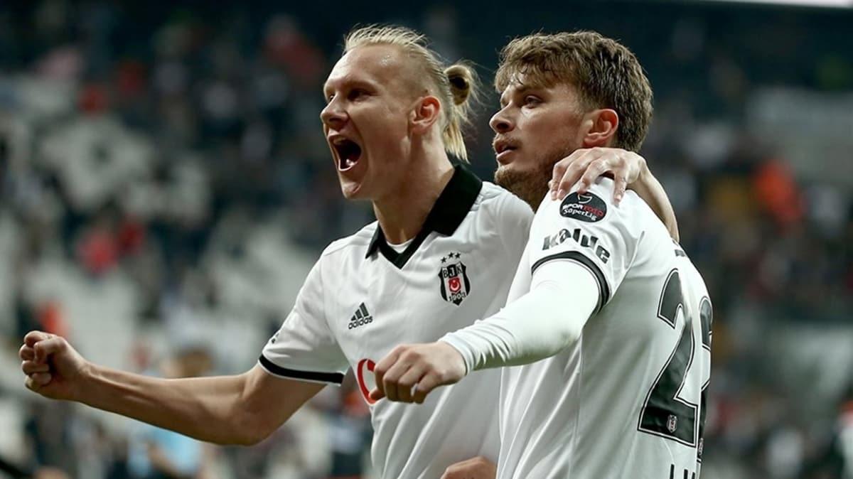 Beşiktaş'ta Domagoj Vida kendisine takım aramaya başladı