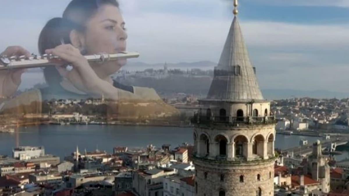 Cumhurbaşkanlığından 23 Nisan'da İstanbul'dan dünyaya sevgi konseri