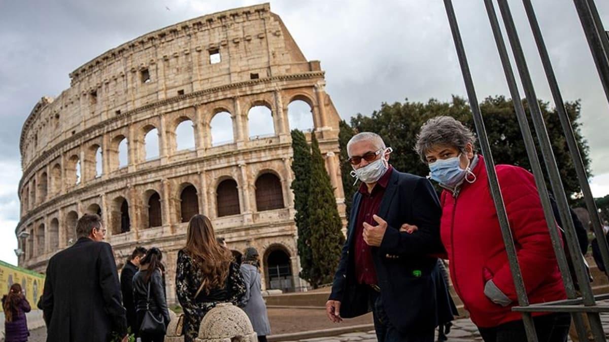 Vatikan Büyükelçisi Göktaş: İtalya, 4 Mayıs'tan itibaren normalleşmeyi deneyecek