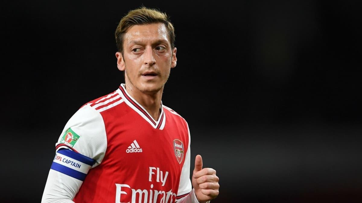 DC United, Mesut Özil transferi için oyuncunun sözleşmesinin bitmesini bekliyor