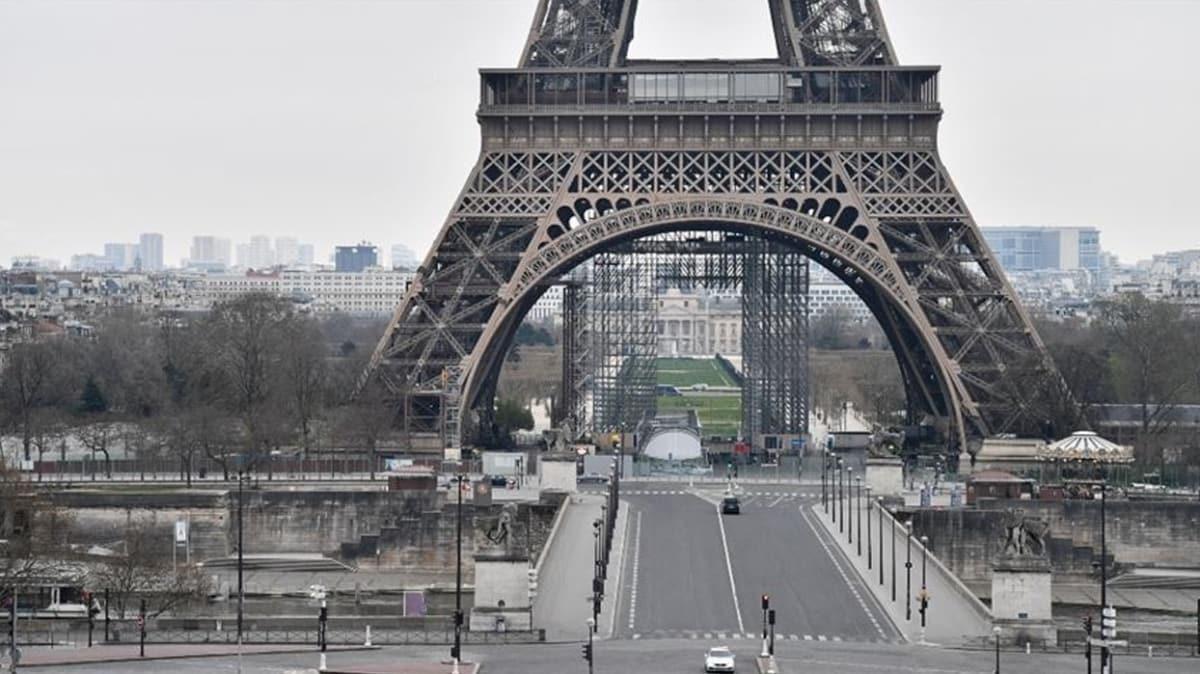 Fransa'da koronavirüs nedeniyle hayatını kaybedenlerin sayısı 21 bin 856'ya yükseldi