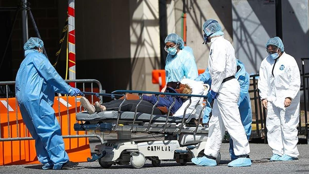 Almanya'da koronavirüs bilançosu: Ölenlerin sayısı 5 bin 315'e yükseldi