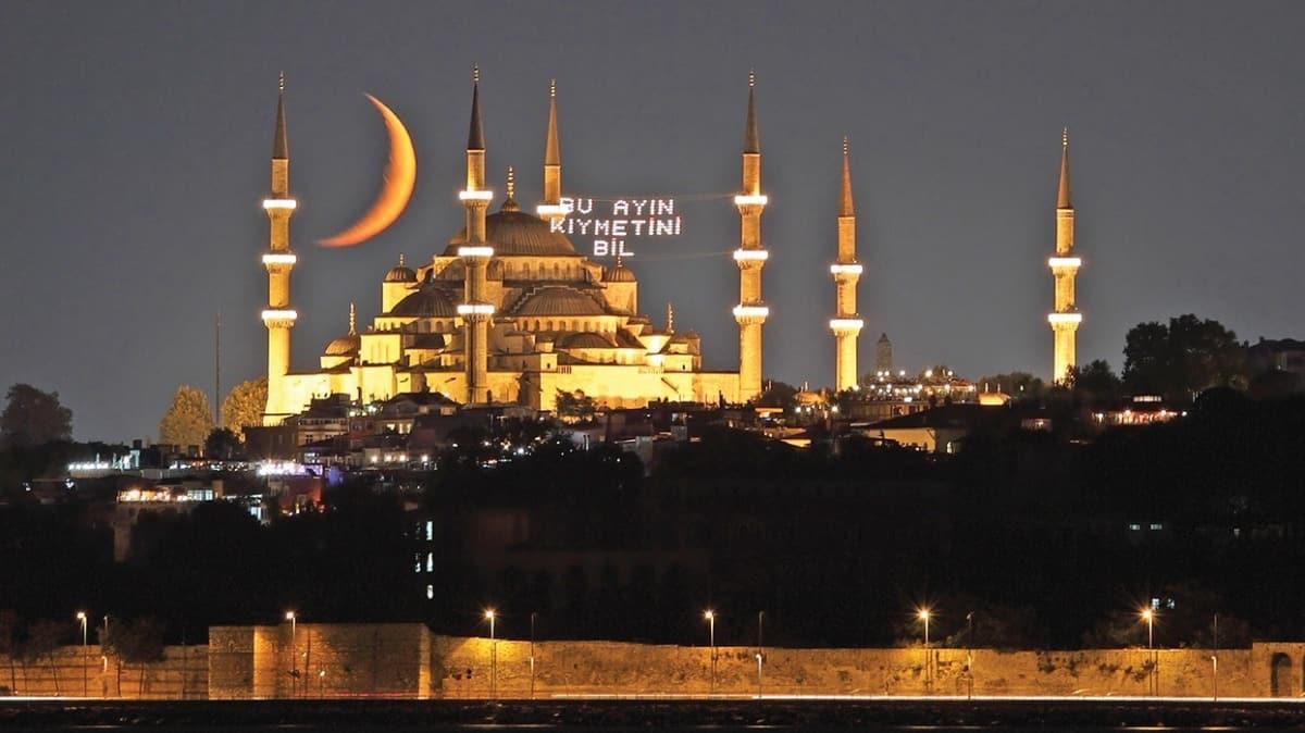Türkiye'de Ramazan programında bu hafta