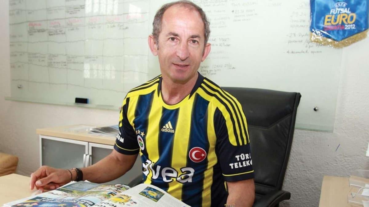 Cem Pamiroğlu, AKŞAM'a konuştu: Her şeyimi Fenerbahçe'ye borçluyum