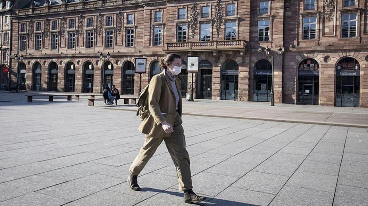 Fransa'da koronavirüs nedeniyle hayatını kaybedenlerin sayısı 22 bin 245'e yükseldi