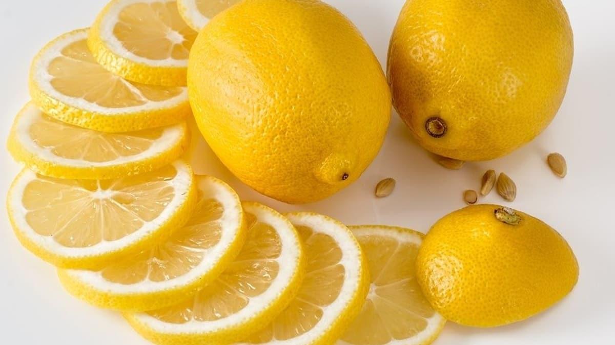 Zayıflatan haşlanmış limon diyeti