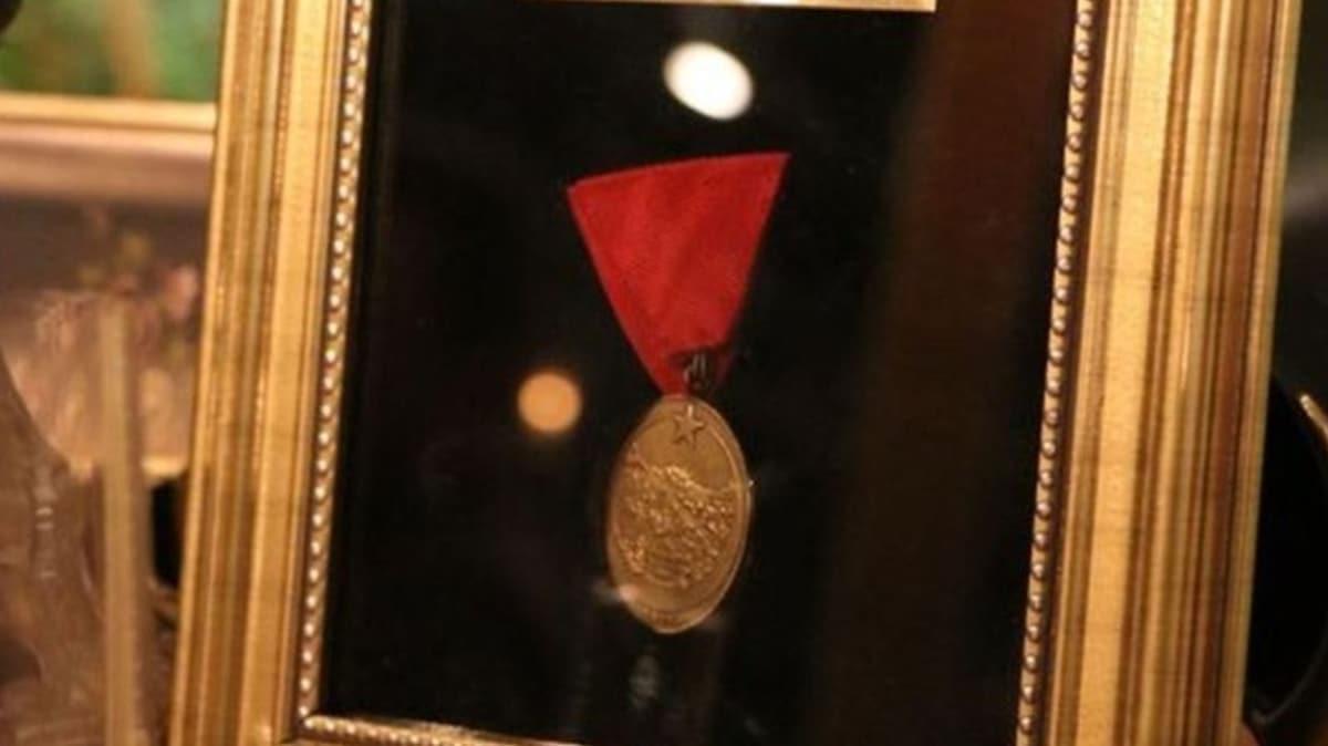 Kurtuluş Savaşı'na katılan 8 askerin mirasçısına İstiklal Madalyası verilecek