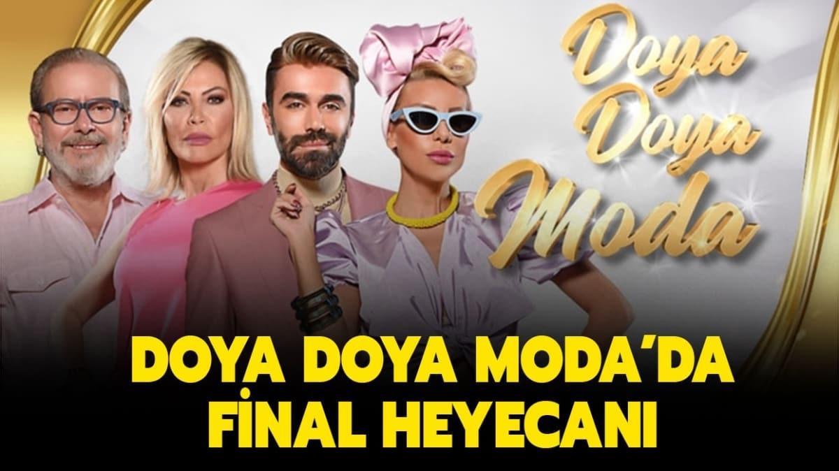 Doya Doya Moda 24 Nisan elenen isim