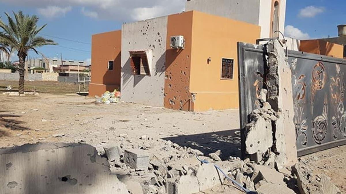 Hafter milisleri ramazanın ilk gününde Trablus'a roketli saldırı düzenledi: 3 sivil hayatını kaybetti