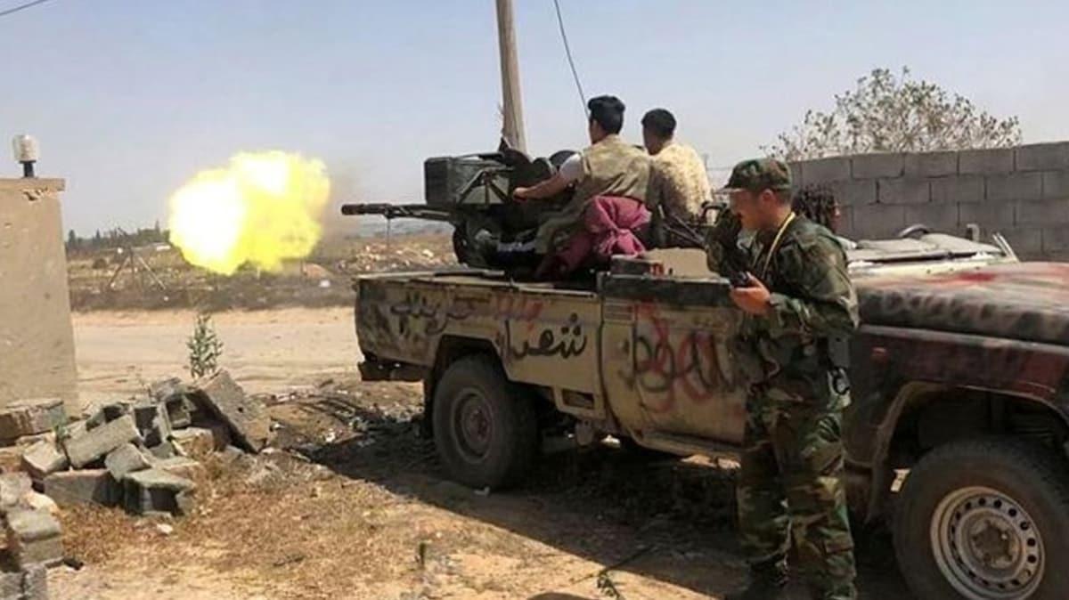 Almanya, Fransa, İtalya ve Avrupa Birliği'nden yapılan ortak açıklama: Libya'da insani ateşkes çağrısı