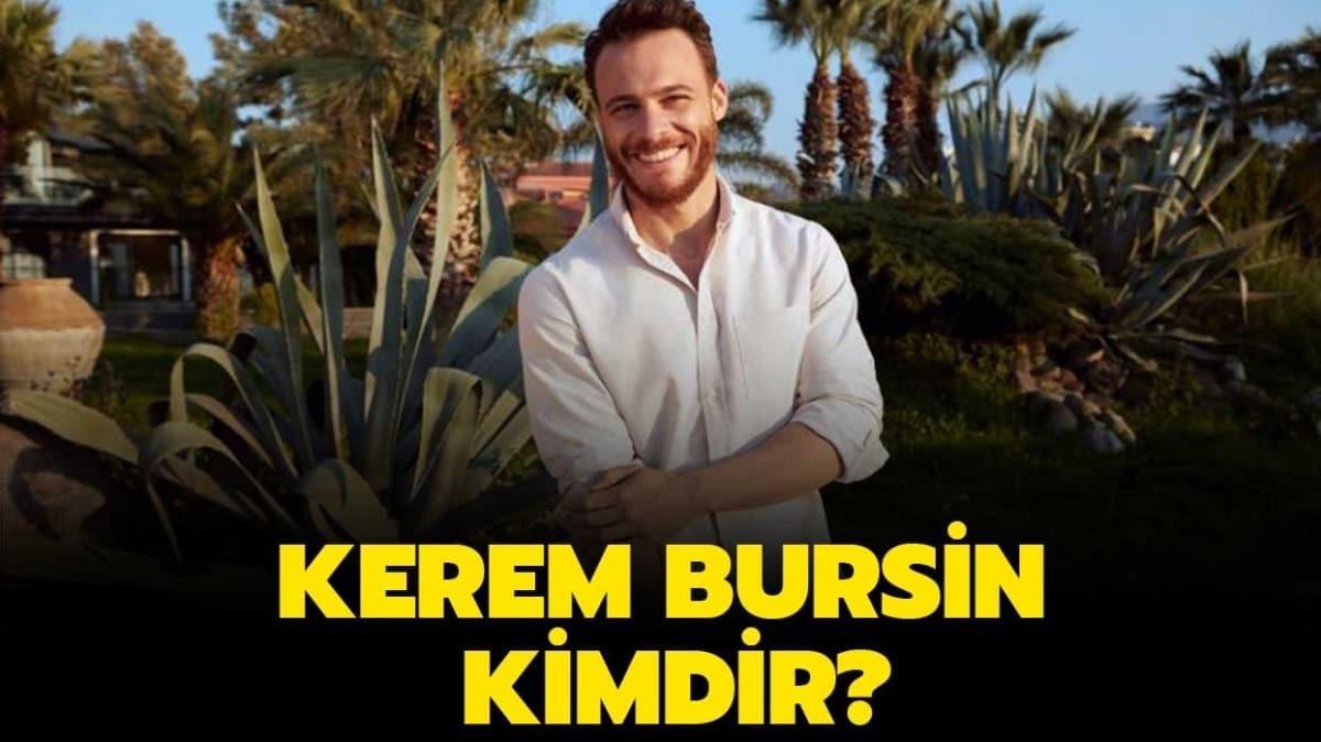 """Kerem Bursin'in yeni sevgilisi Demet Özdemir mi"""" Kerem Bursin ile  Demet Özdemir aşk mı yaşıyor"""" Yanıtı sizlerle..."""
