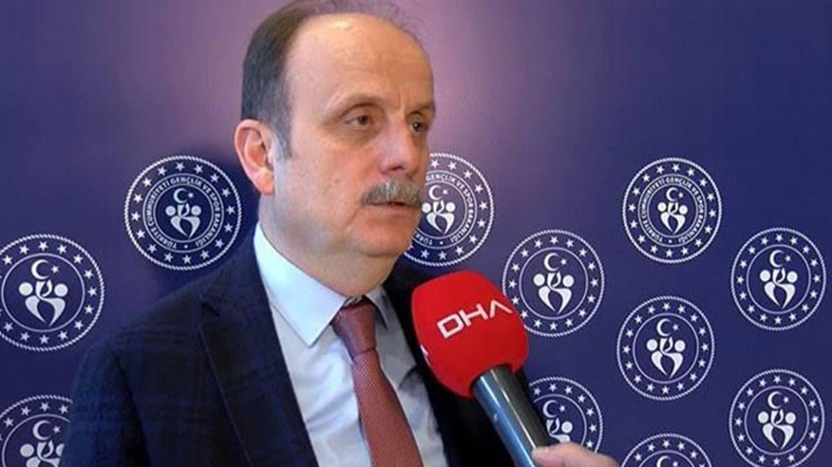 Mehmet Baykan: Önceliğimiz ligleri tamamlamak