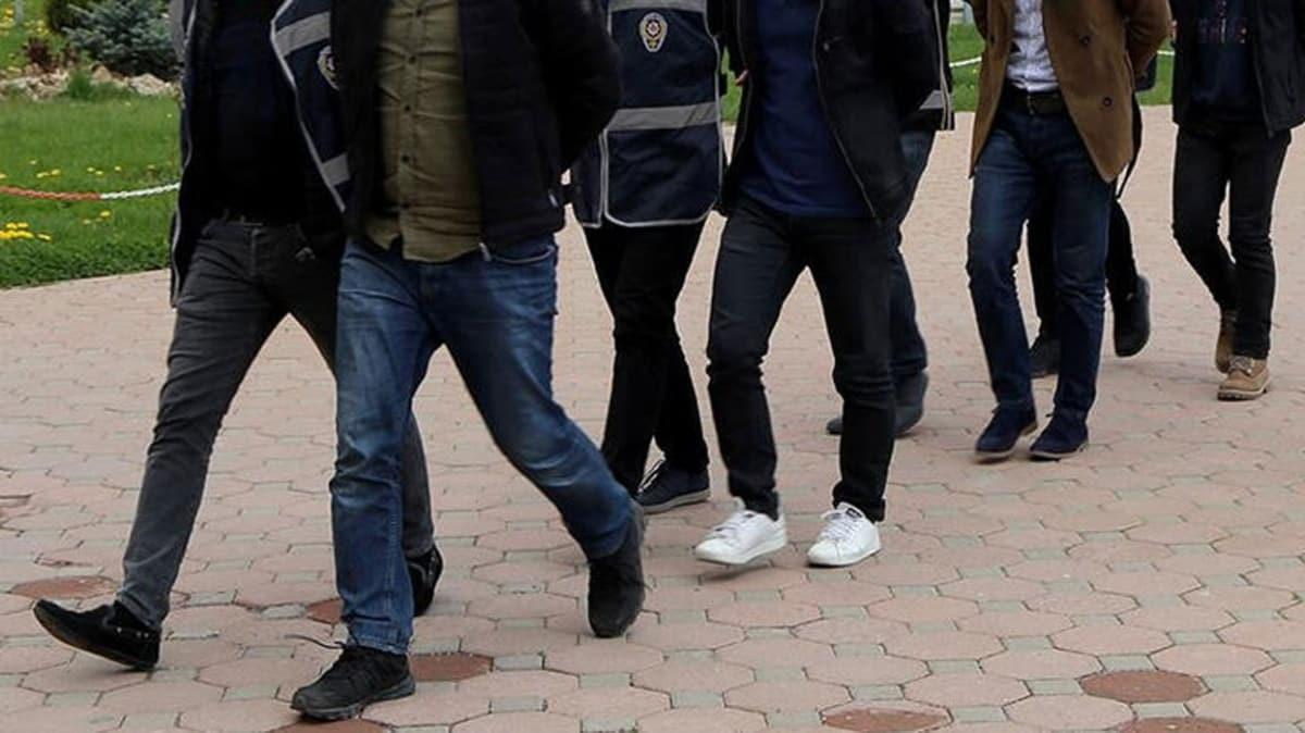 Gaziantep'te uyuşturucu operasyonunda 12 şüpheli yakalandı