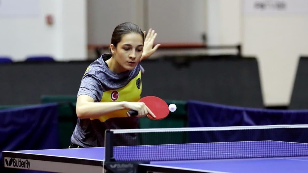 Masa tenisi faaliyetleri 1 Haziran'a ertelendi