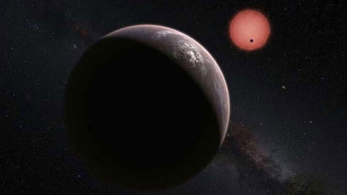 Dünyadan 456 ışık yılı uzaklıktaki metali buharlaştıran bir öte gezegen keşfedildi
