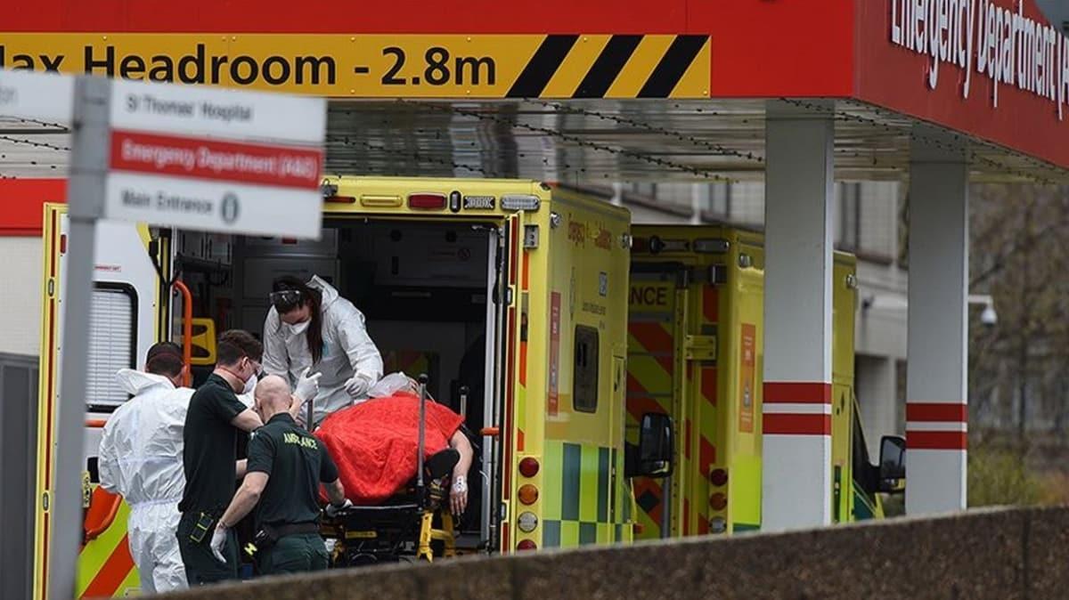 İngiltere'de koronavirüs kaynaklı ölümler 20 bini aştı