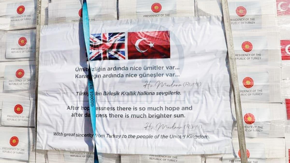 Financial Times: İngiltere'yi kaostan Türkiye kurtardı