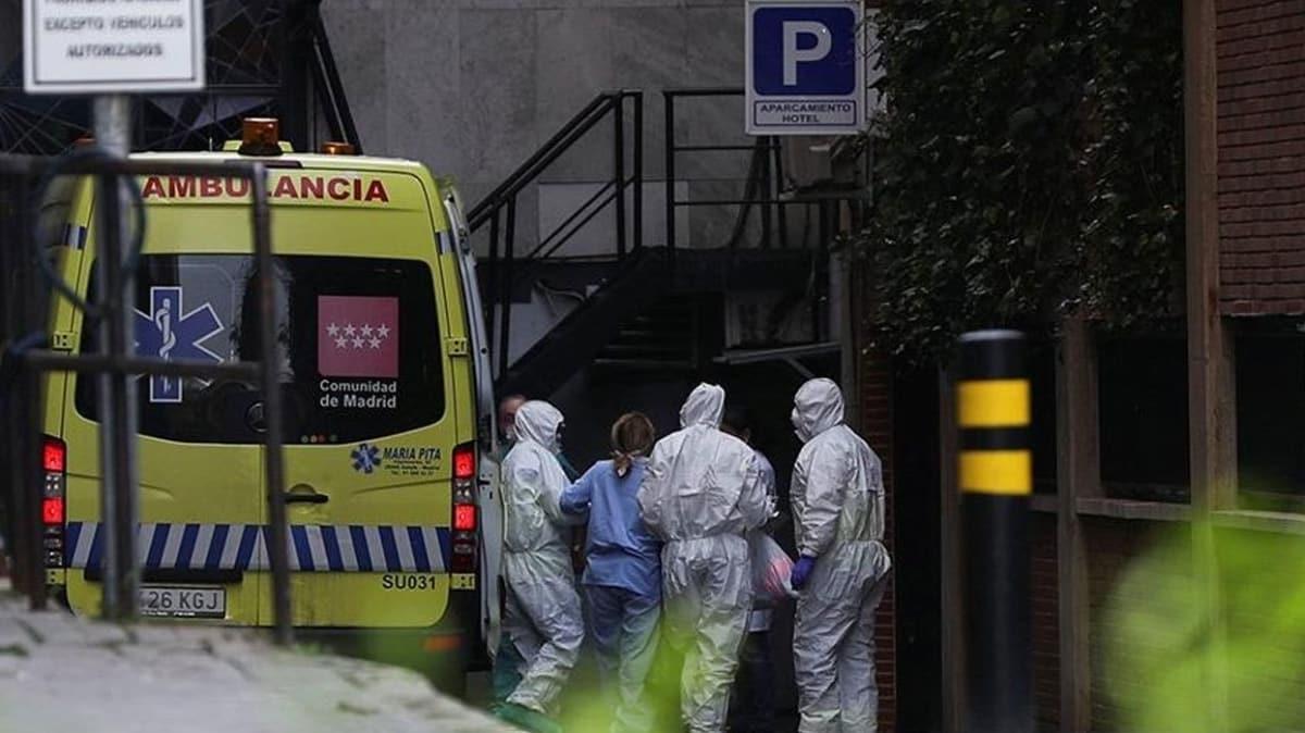İspanya'da virüs 22 bin can aldı