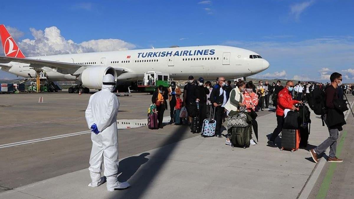 Dışişleri Bakan Yardımcısı Kıran: Yurt dışından 1411 Türk vatandaşı daha tahliye edildi