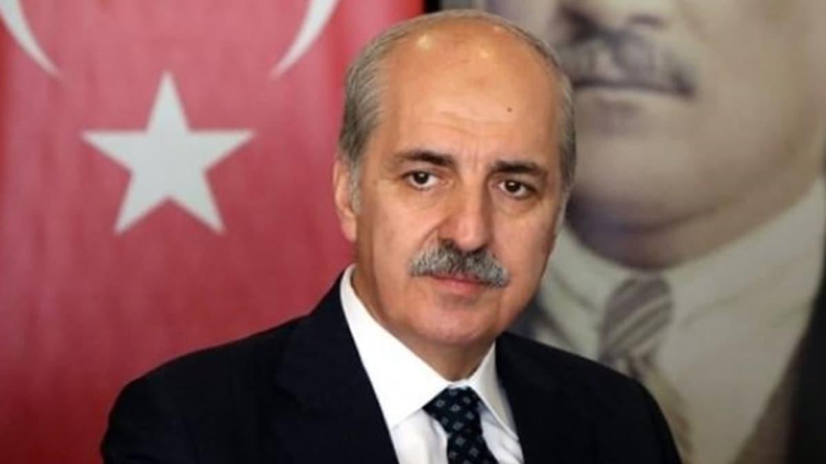 Numan Kurtulmuş: Türkiye'nin ekonomik altyapısı diğer ülkelere kıyasla çok daha iyi bir noktada
