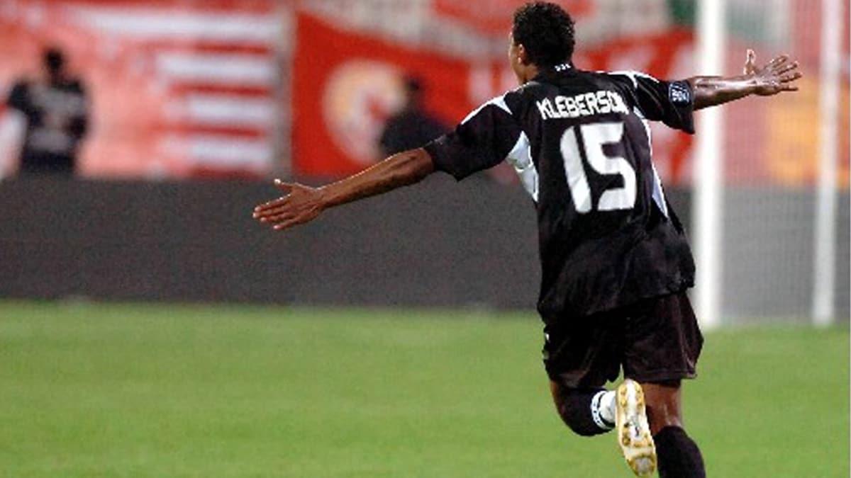 "Kleberson: ""Beşiktaş'a kötüyken gittim"""