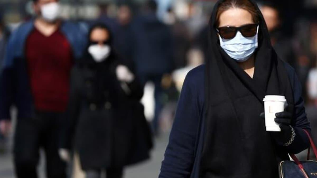 İran'da koronavirüs kaynaklı can kaybı 5 bin 710'a yükseldi