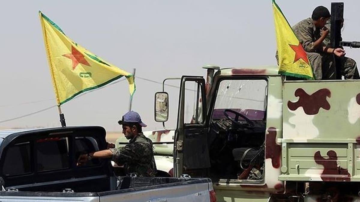 Terör örgütü PKK/YPG'den kirli propaganda