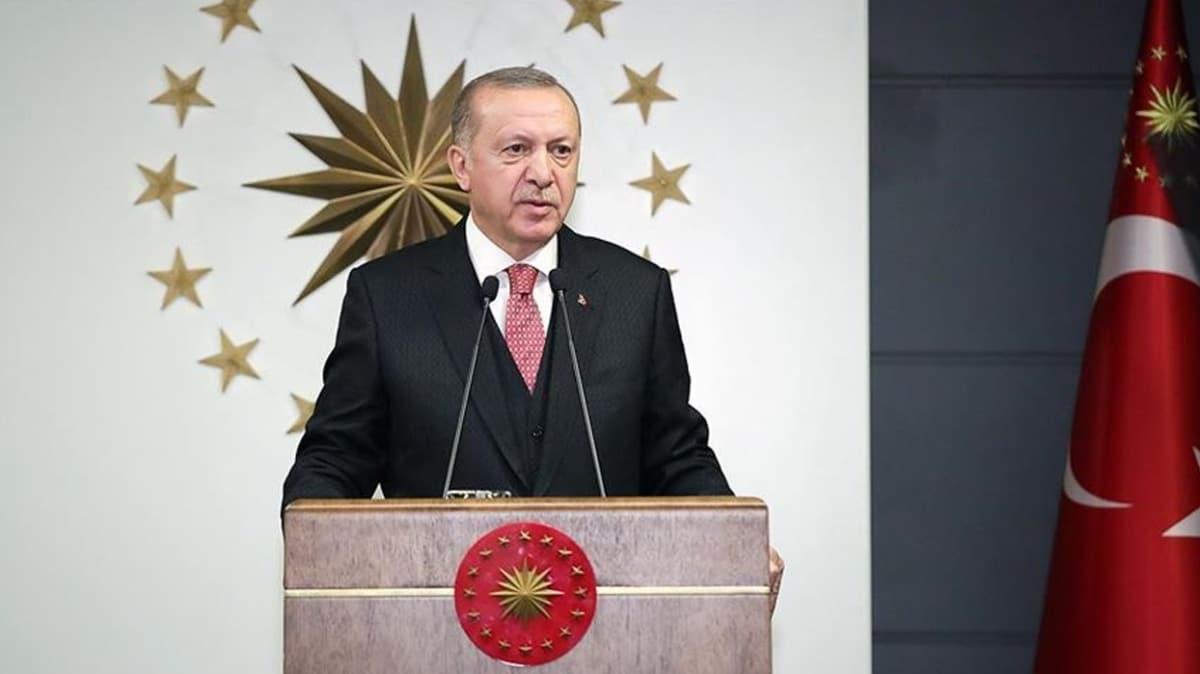Başkan Erdoğan'dan sokağa çıkma kısıtlaması açıklaması... Bu hafta 3 gün uygulanacak