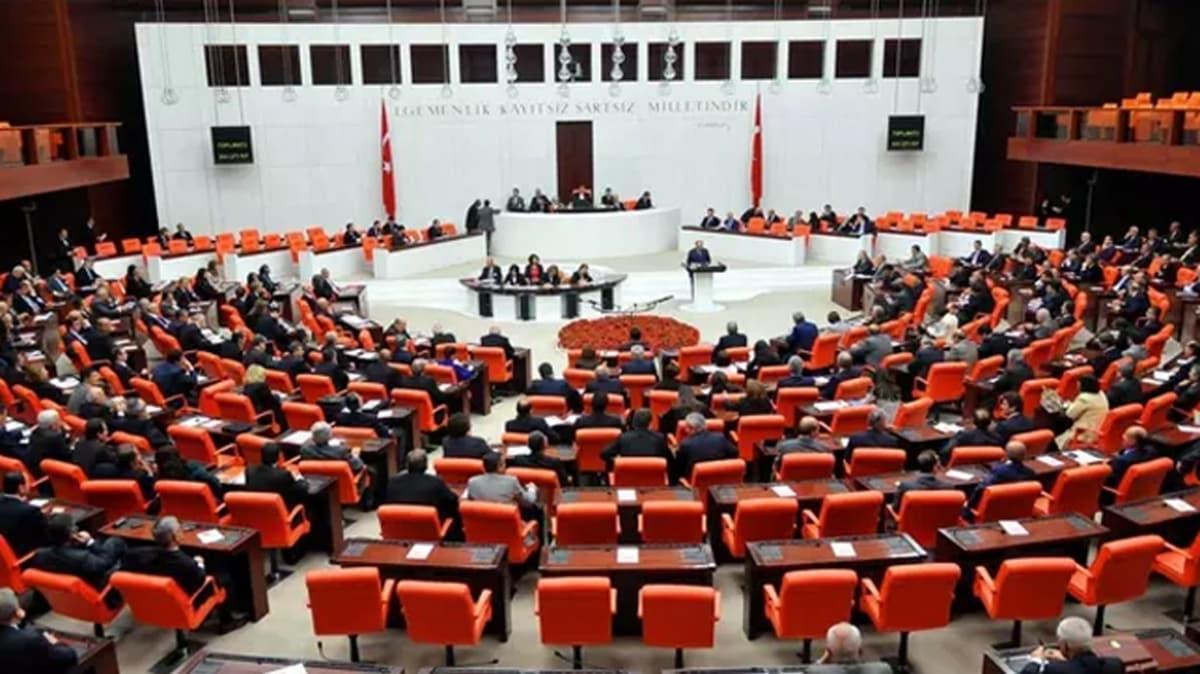 HDP'li 21 milletvekiline ait dosyalar Meclis'te!