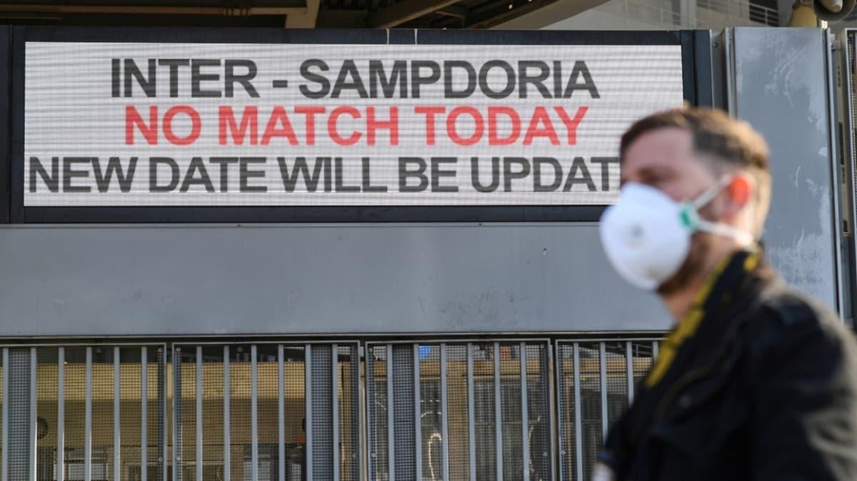 Serie A'da takımların idmanlara 18 Mayıs'ta başlaması planlanıyor