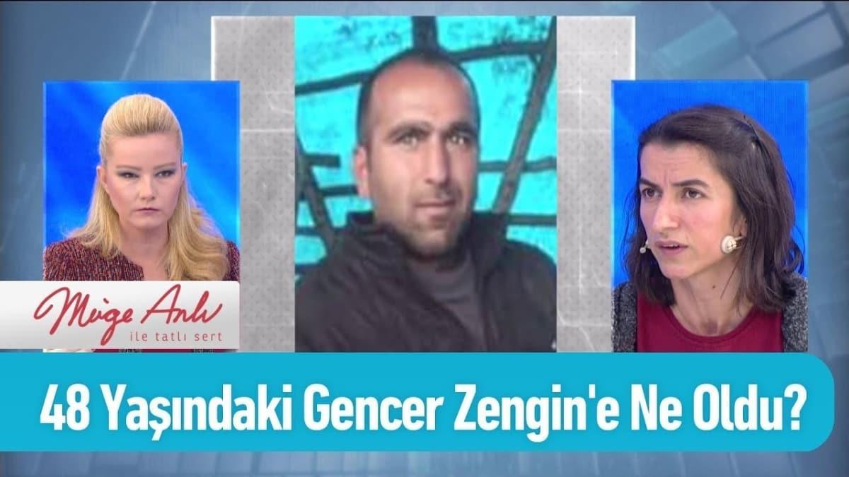 """Gencer Zengin'i kim öldürdü"""""""