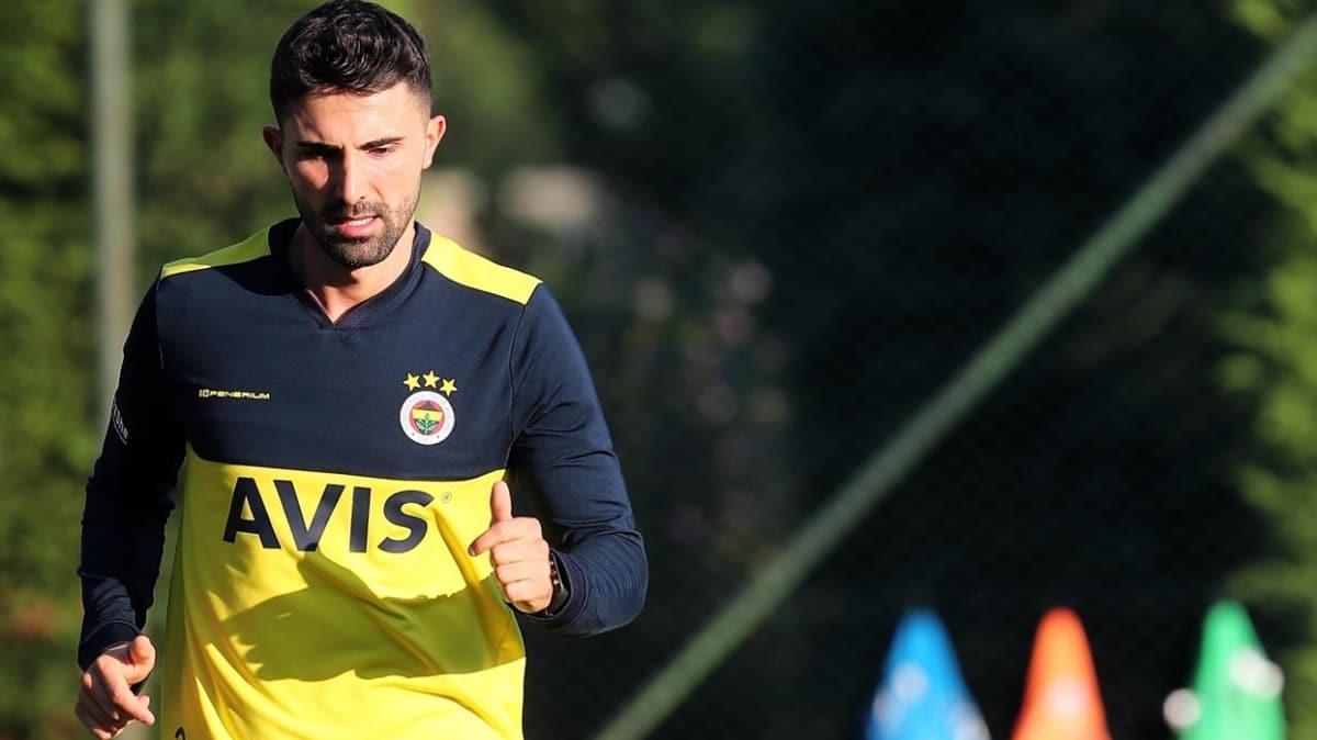 Fenerbahçe yönetiminden Hasan Ali Kaldırım'a beklenmedik tavır