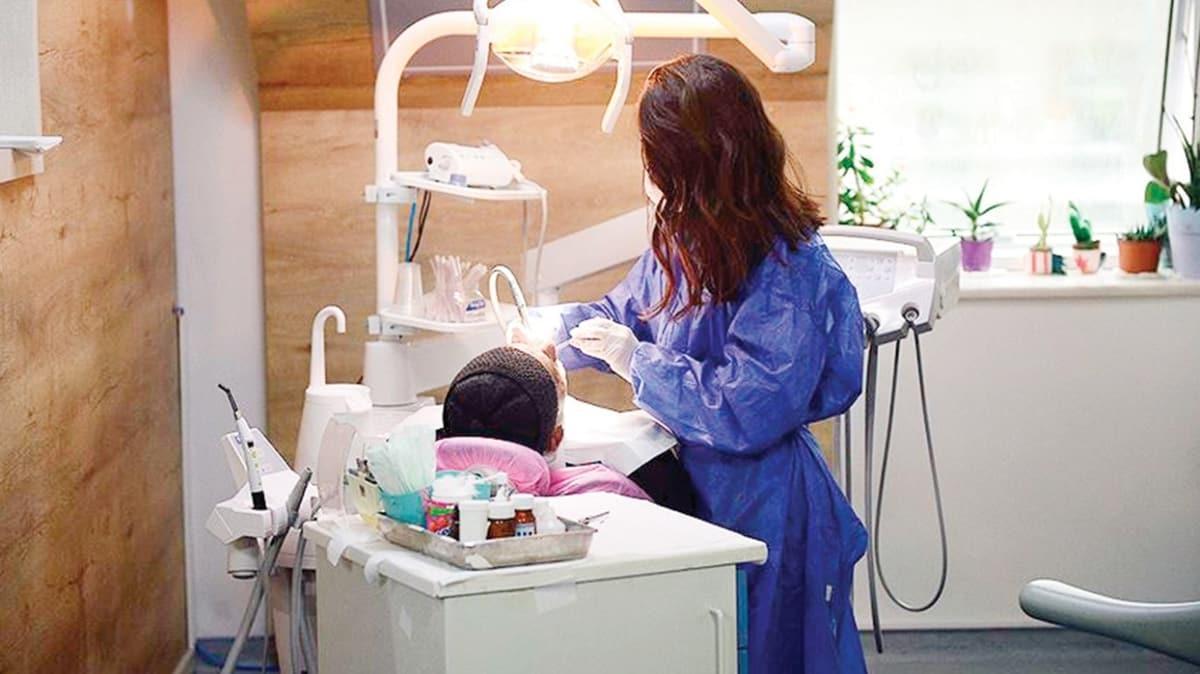 Dişçiler için yeni korona düzenlemesi