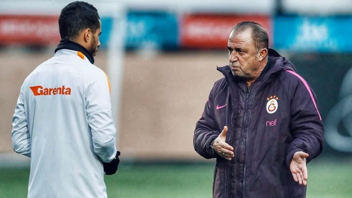 Al Nasr'dan Galatasaray'a: Maicon ve Belhanda'ya karşılık size Ahmed Musa'yı verelim