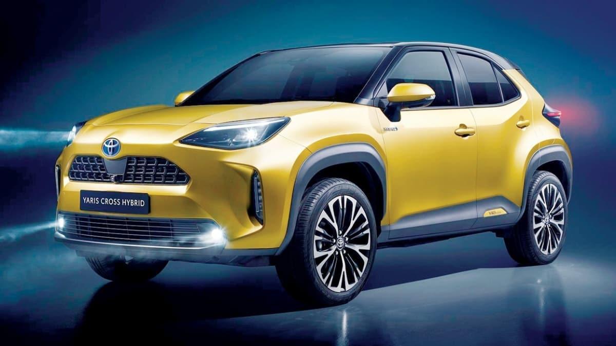 Toyota'nın yeni silahı rekabete katılıyor