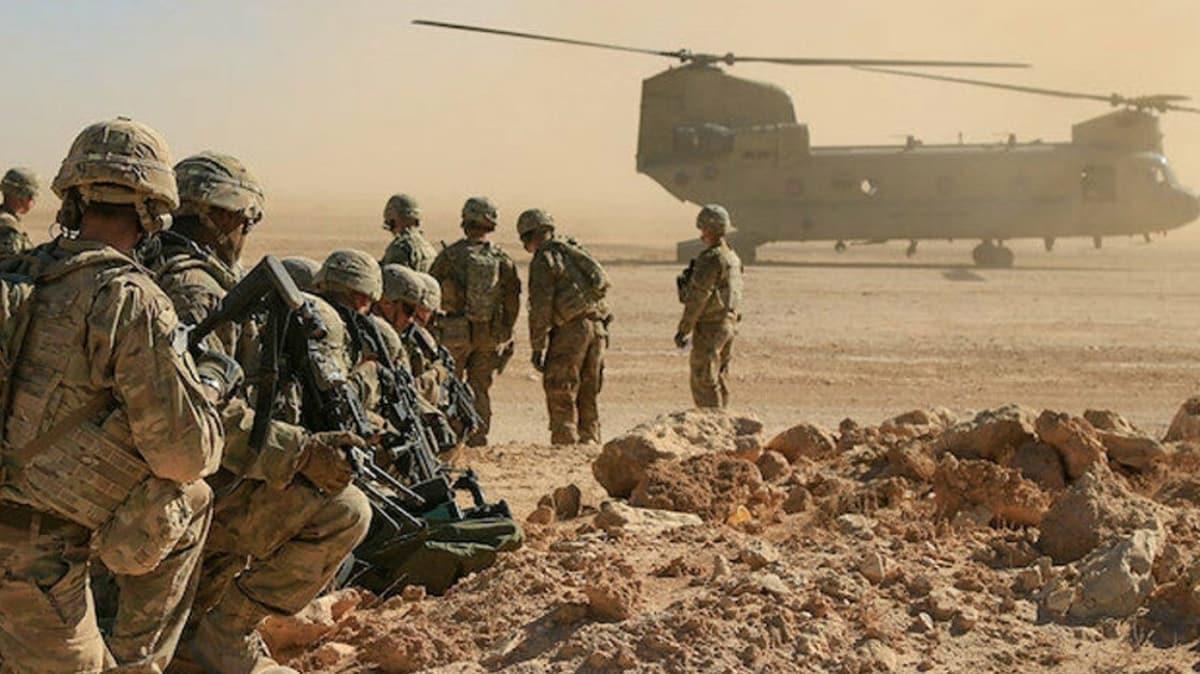 Trump'ın Afganistan'dan tamamen çekilmek istediği iddiası