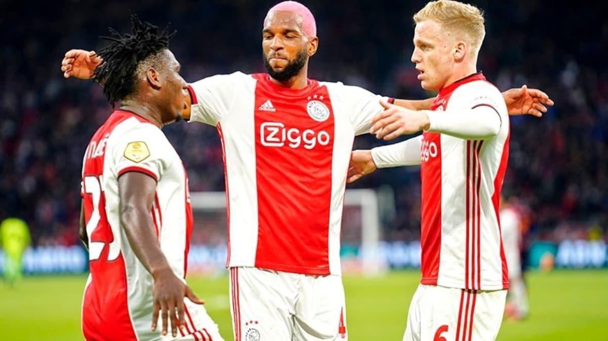 Ajax'tan resmi açıklama: Galatasaray'a kötü haber geldi