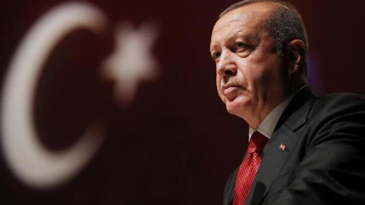 Başkan Erdoğan, şehit asker İnce'nin ailesine başsağlığı mesajı gönderdi