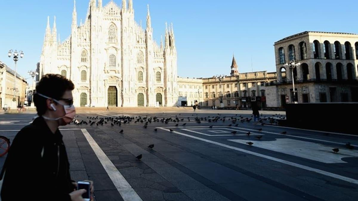 İtalya'da son 24 saatte koronavirüsten 333 kişi hayatını kaybetti