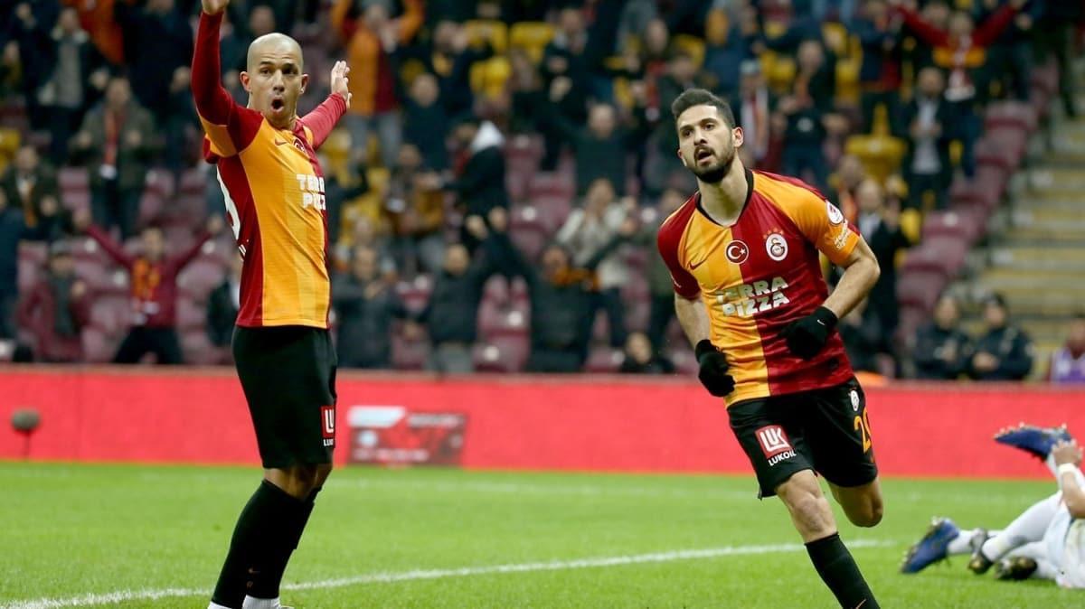 Galatasaray'da 3 futbolcuyla indirim görüşmeleri başladı