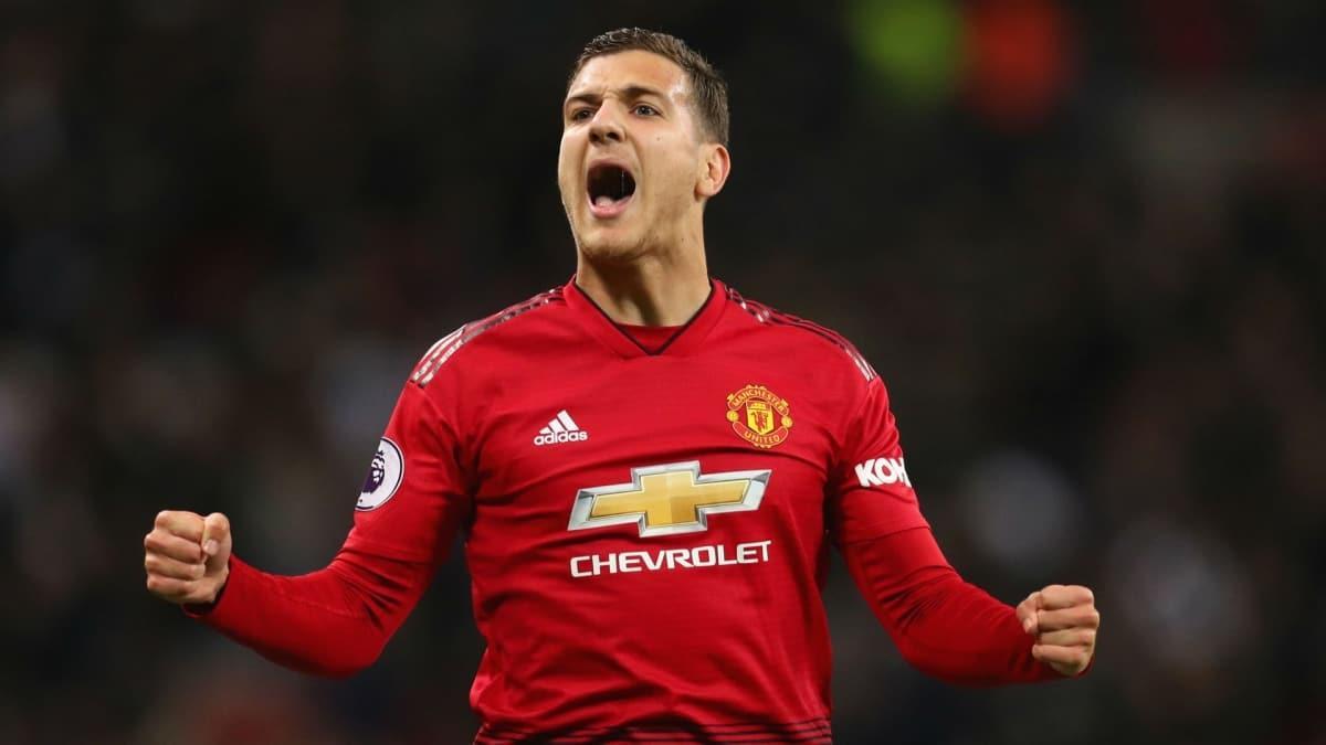 Manchester United'da Dalot 35 milyon Sterlin bedelle satış listesinde