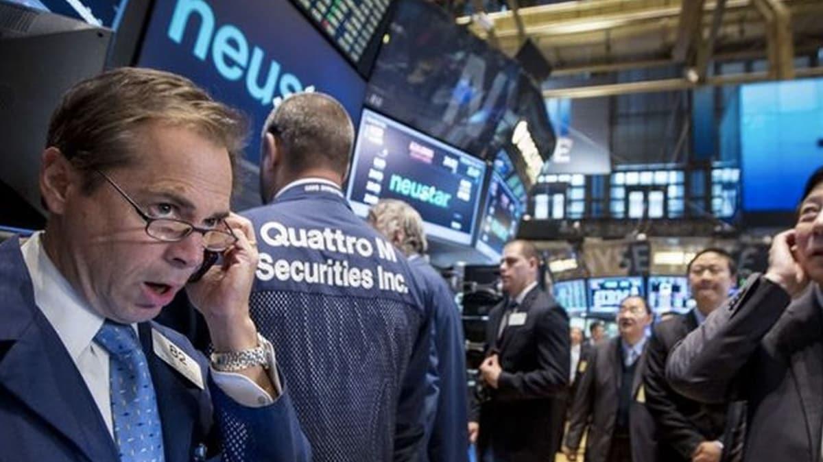 Küresel piyasada gözler merkez bankalarının vereceği karara çevrildi
