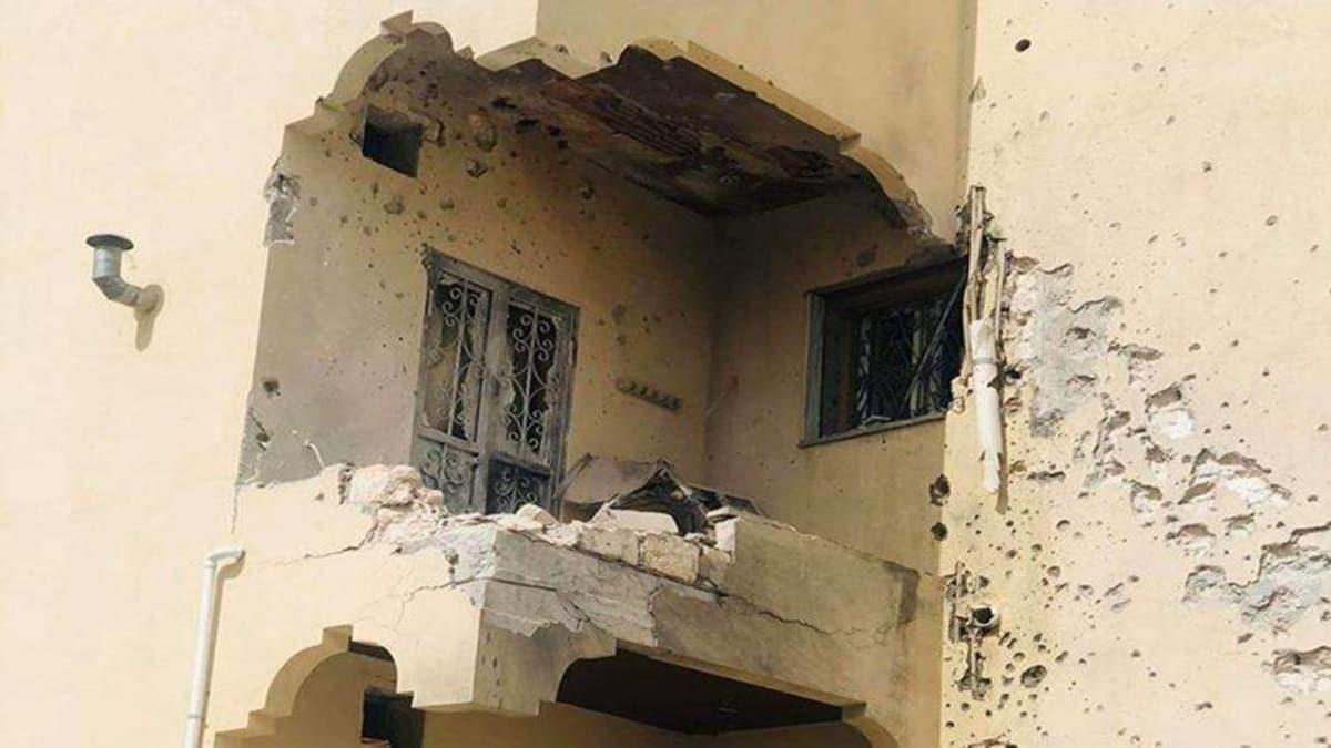 Libya'da Hafter milisleri sivilleri bombaladı: 2 ölü