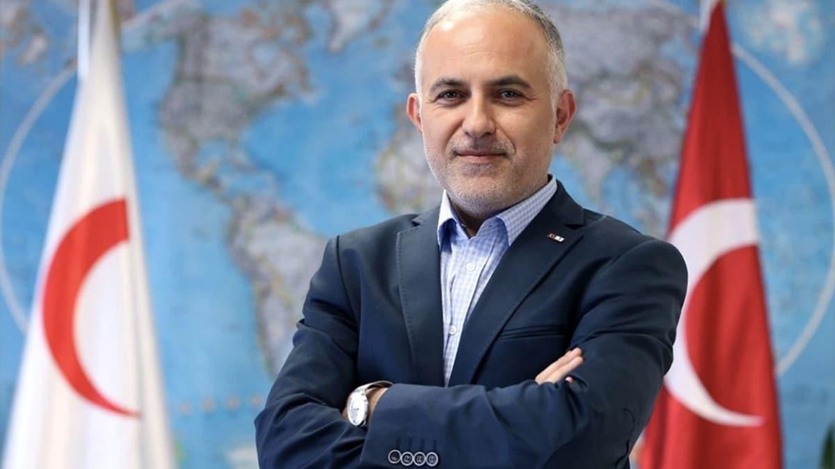 Kızılay Başkanı Dr. Kerem Kınık Kovid-19'la mücadelede immün plazmadaki son durumu anlattı