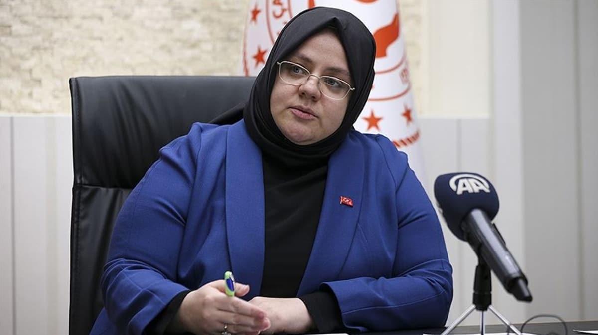 Bakan Zehra Zümrüt Selçuk'tan Kısa Çalışma Ödeneği açıklaması