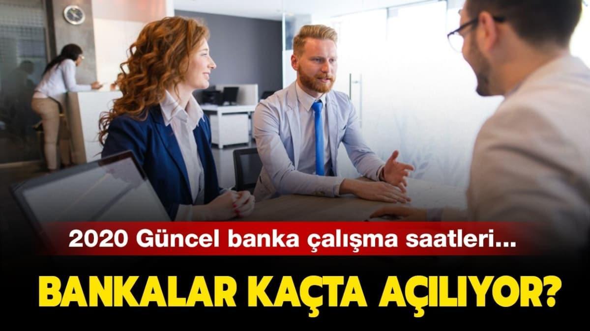 """Bankalar açık mı"""""""