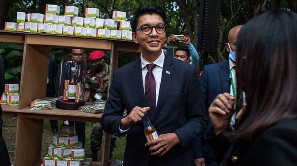 Madakaskar'ın Kovid-19 bitkisel ilacına talepler artıyor