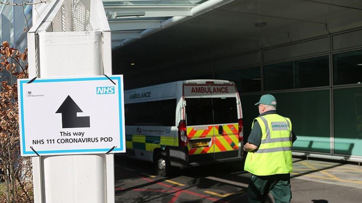 İngiltere'de koronavirüs nedeniyle hayatını kaybedenlerin sayısı 21 bin 678'e yükseldi