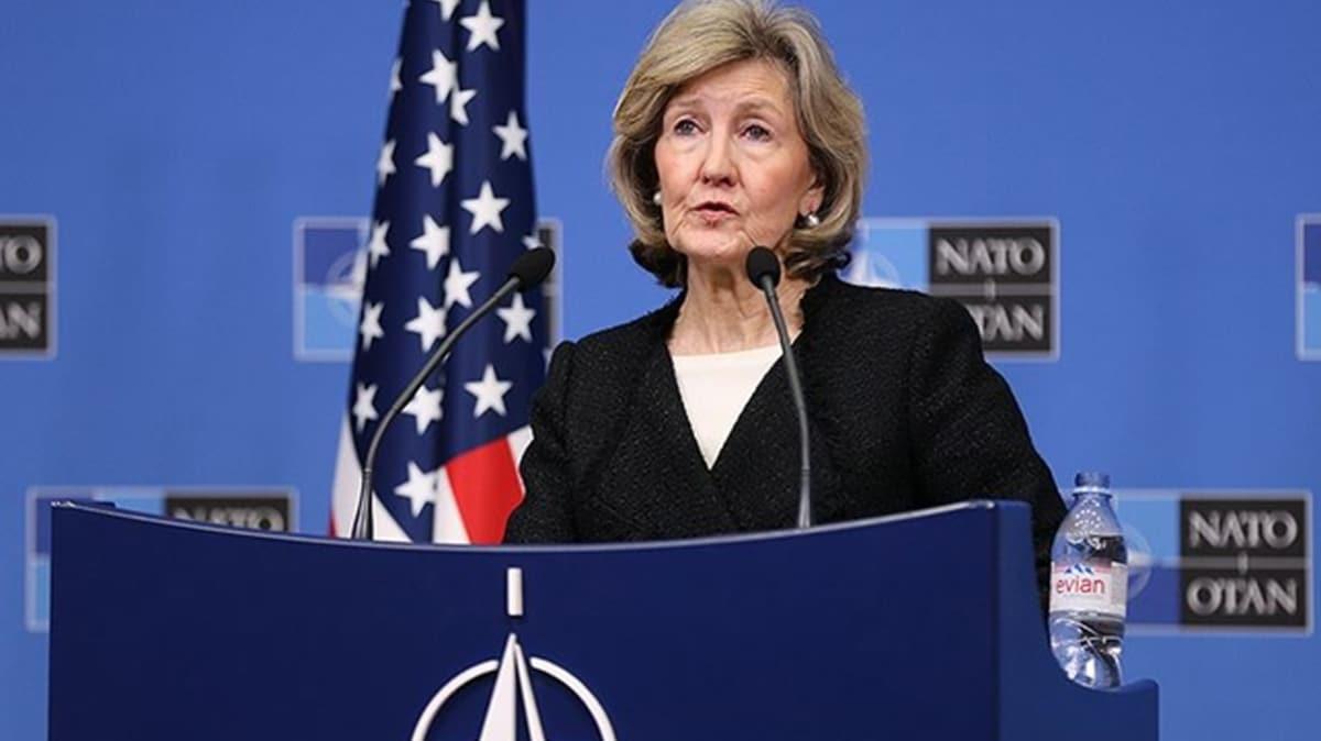 ABD'nin NATO Daimi Temsilcisi'nden Türkiye'ye teşekkür