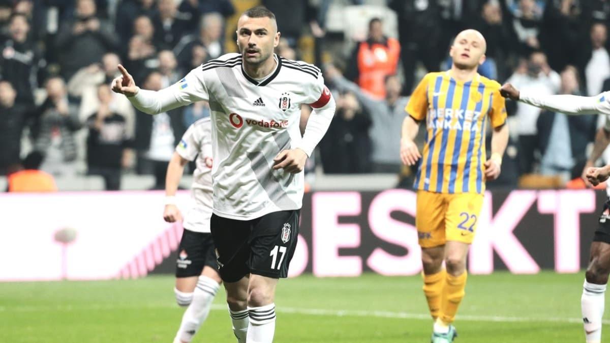 Beşiktaş'ta fizik olarak en hazır isimler belli oldu